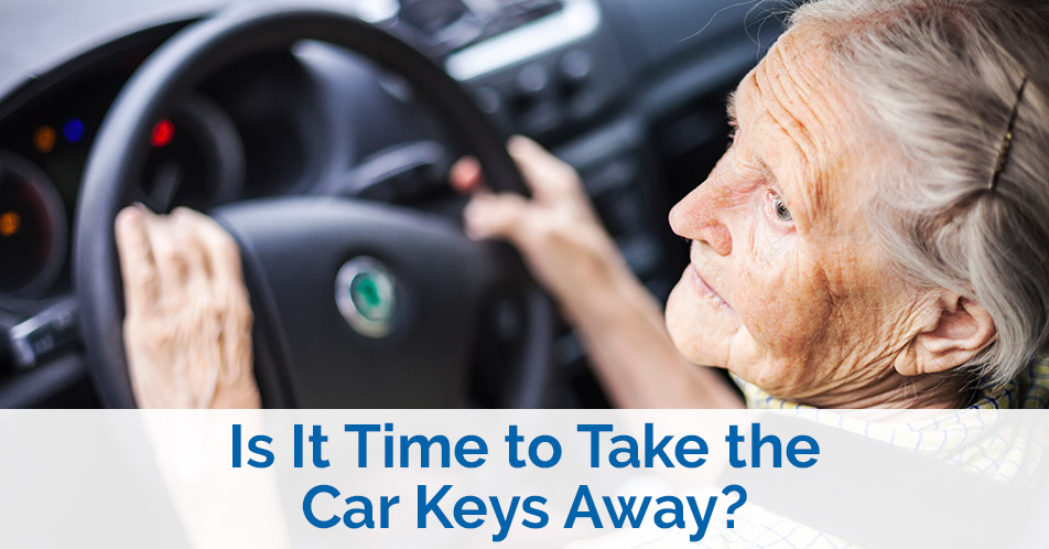 Is It Time to Take the Car Keys Away?