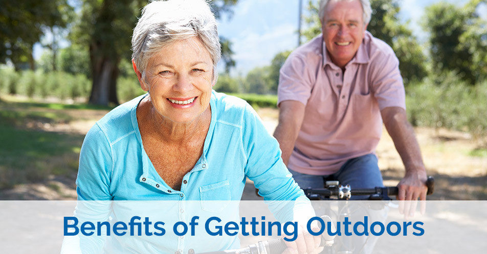 Benefits of Getting Outdoors